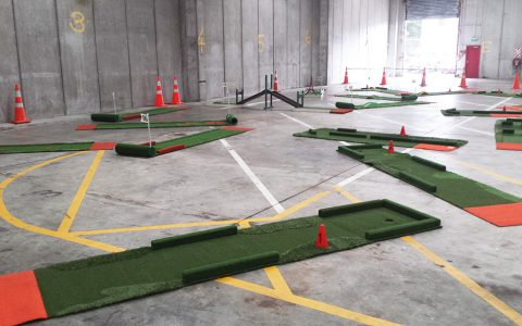 golf 2 go portable mini golf