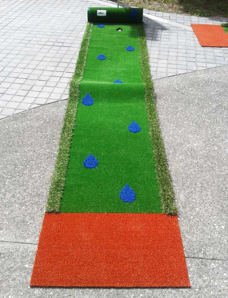 Fabulous Golf 2 Go Portable Mini Golf Solutions Download Free Architecture Designs Intelgarnamadebymaigaardcom